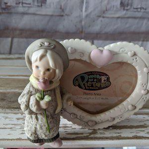 Kim Anderson picture frame heart decor home